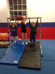 "Just ""hanging around"" Skills & Thrills!"
